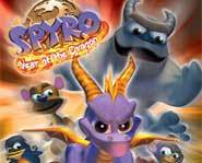 Spyro and crew.