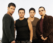 98 Degrees consists of Jeff Timmons, Nick & Drew Lachey and Justin Jeffre.