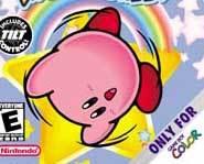 Tumbling Kirby.