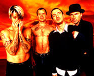 Red Hot Chili Peppers biography.