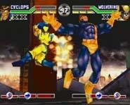Wolverine vs. Cyclops