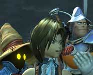 Final Fantasy IX heroes save the day.