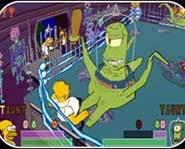 Alien Beat Down.