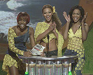 Destiny's Child is a teen fave!
