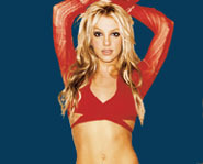 Britney could put some clothes on.
