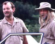 Bill Murray and Chris Elliot star as unhealthy zookeepers.