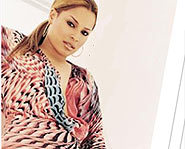 Blu Cantrell is funky, jazzy, soulful!