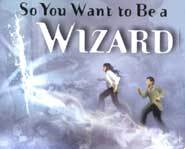 If you like Harry Potter, you'll like So You Want To Be A Wizard.