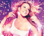 Mariah glitters like a superstar.