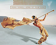 Perry Farrell's new album has a very cool electronica groove happening!