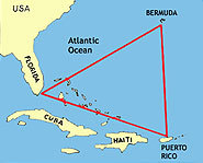 The Bermuda Triangle mapped out.