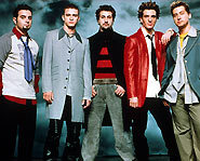 BT worked with *NSYNC on Pop!