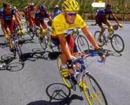 Lance Armstrong Tour de France Championship Cyclists Cycling