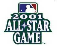 Eight Seattle Mariners played at home in the 2001 All-Star Game.