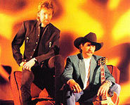 Brooks & Dunn are two of country's great artists.