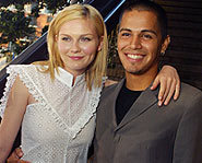 Kirsten Dunst plays wild girl Nicole Oakley and Jay Hernandez plays Carlos Nunez.