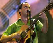 Dave Matthews Band was the best performer of the night.