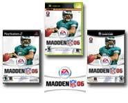 We review EA's Madden NFL 2006 for the PS2, Gamecube and Xbox!