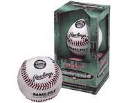 The Rawlings Radar Baseball