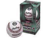 The Rawlings Radar Baseball