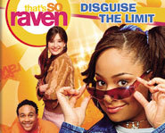 Catch Raven-Symone in her latest DVD, Disguise the Limit!