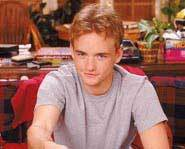 Malcom in the Middle's Christopher Masterson drives a 4 x4 pickup truck.