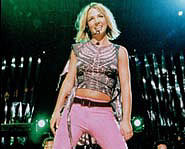 Britney in Concert