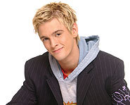 Aaron Carter is getting ready to release his fourth CD, Saturday Night.
