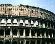 The Roman Coliseum could over 50,000 people!