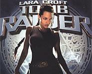 Angelina Jolie is Lara Croft!