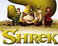 Shrek's well spent  $$ paid for great animation.