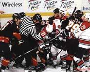 It's Fight Night in the AHL.