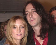 Chris is in the band the Black Crowes.