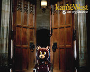 Kanye West has released his second album titled Late Registration.