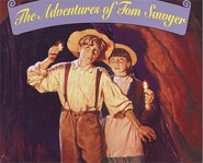 The Adventures of Tom Sawyer is a classic book by author Mark Twain.