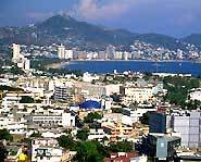 The Mexican city of Acapulco is a great place to travel to and explore.