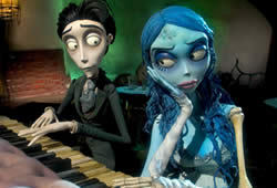 Tim Burton has created yet another fantasy world with his new flick The Corpse Bride.