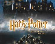 Harry Potter and the Sorcerer's Stone the Movie - there's magic everywhere...