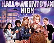 Grab a copy of the latest Halloweentown flick, Halloweentown High.