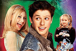 Ricky Ullman plays the part of Phil Diffy on Phil of the Future.