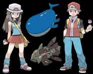 Get a Pokemon video game cheat for capturing Wailord and Relicanth, right here!