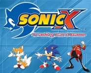 We review the Sonic X Trading Card Game from Score!