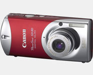 The Canon Powershot SD30 is a compact and stylish digital camera.