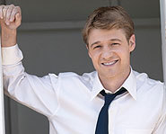 Benjamin McKenzie celebrated his 27th brithday in September.