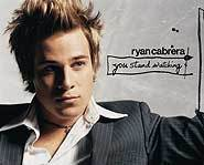 Ryan Cabrera has released his third CD called You Stand Watching.