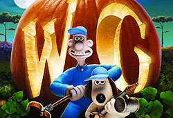 Wallace and Gromit hit the big screen in Wallace & Gromit: The Curse of the Were-Rabbit.