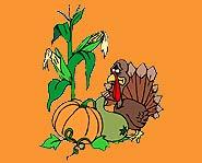 Thanksgiving day in Canada celebrates the successful harvest season.