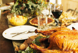 The second Monday in October is Thanksgiving in Canada.
