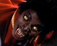 Michael Jackson's scary Thriller is one of the all time best Halloween songs.