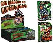 We review the Epic Dragons of Hyperchaos expansion set for the Duel Masters Trading Card Game!